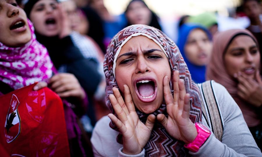 ألفان وسبعة عشرعام المرأة المصرية