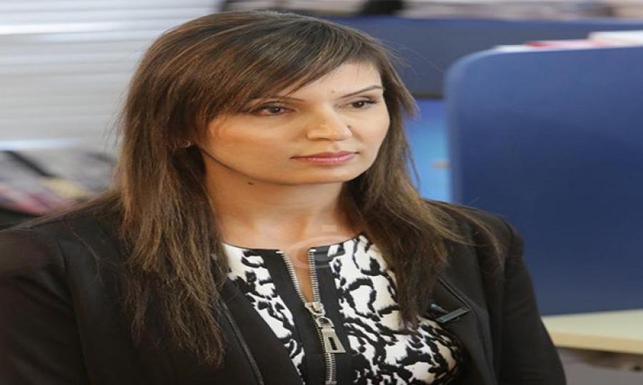 لبنانية كفيفة تتغلب على الولايات المتحدة الأميركية في موسوعة غينيس