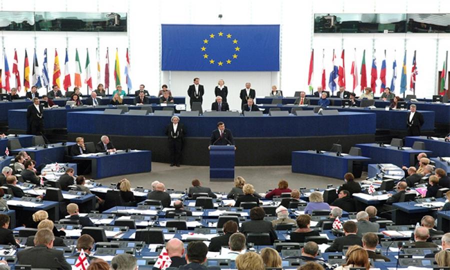 من داخل البرلمان الأوروبي أسيء للمرأة