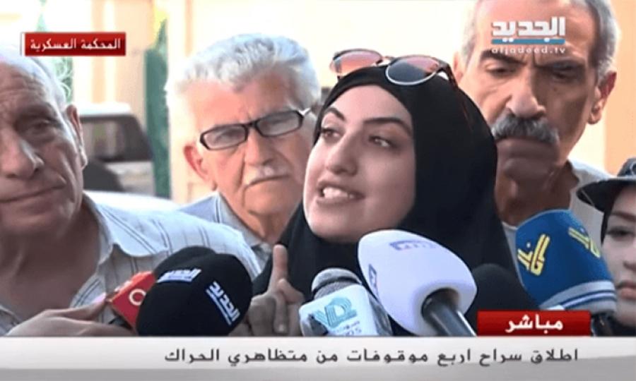 """موقوفات أثناء الاعتقال … إهانات وتهديد بـ""""المغتصبة"""