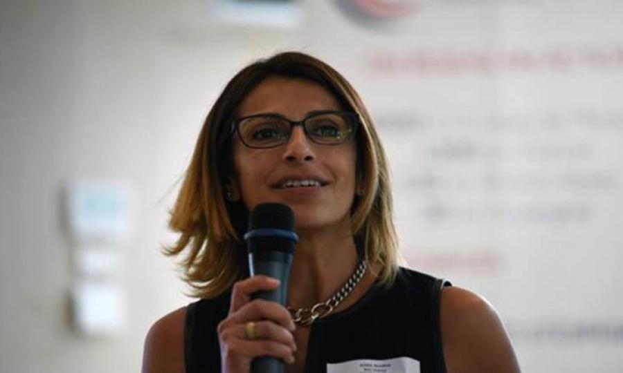 المهندسة اللبنانية نادين عدرة تتفوق في الغرب