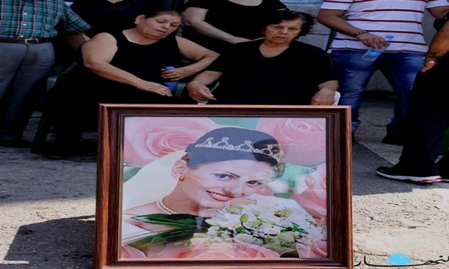 عائلة ضحية العنف الأسري رلى يعقوب تنتصر لحق ابنتها