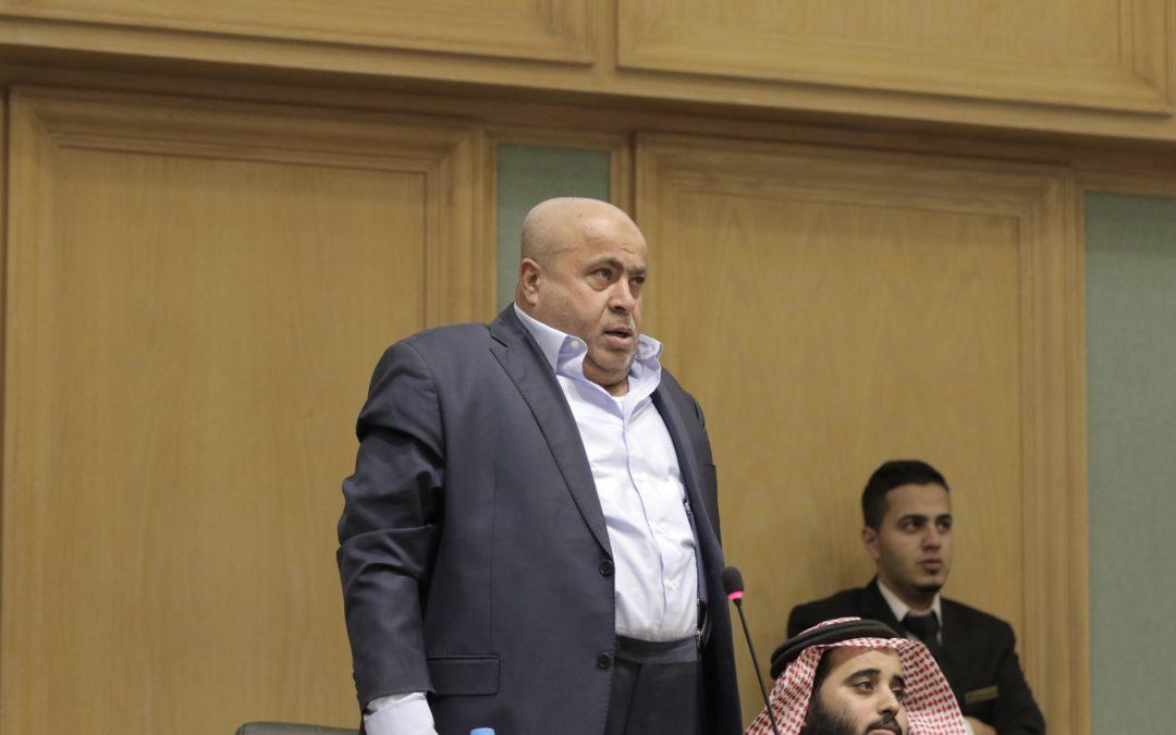 نائب أردني يطالب بالعفو عن مرتكبي جرائم الإغتصاب