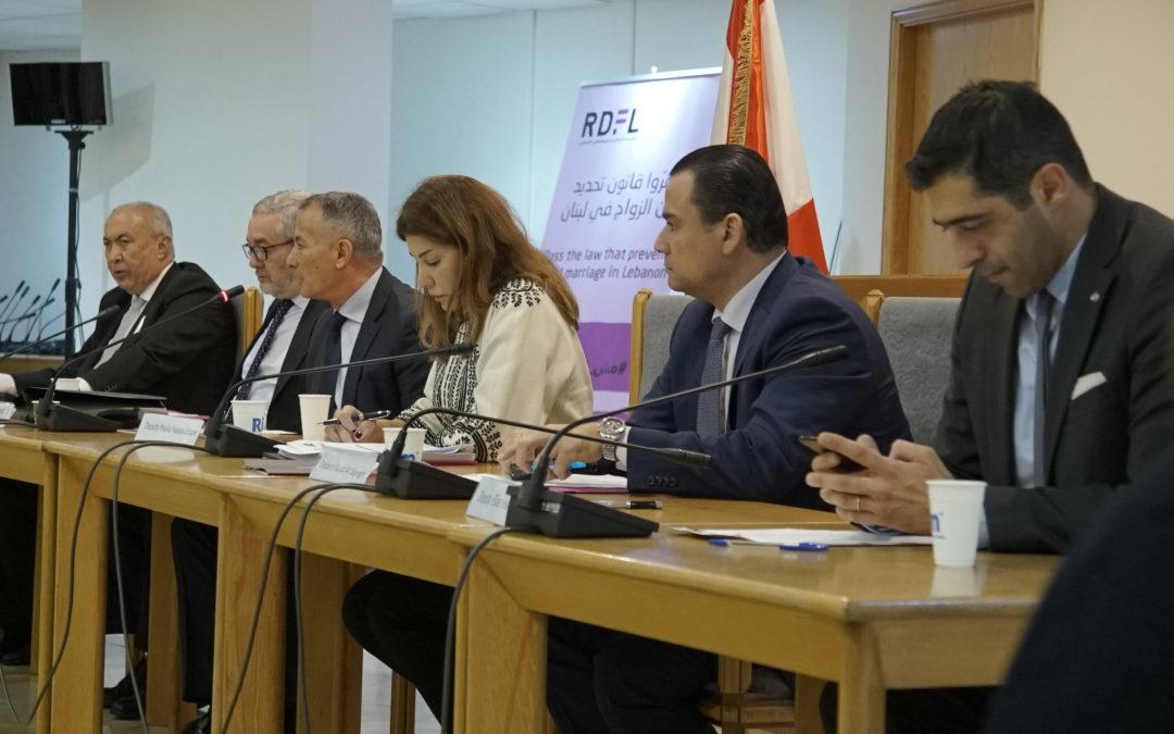 مجلس النواب يناقش تزويج الطفلات: المستقبل يتهرّب من إعلان موقف والموسوي يخطف الأنظار