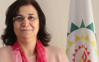 بعد 76 يوماً من إضرابها عن الطعام ليلى كوفن تواجه الموت مطالبة برفع العزلة عن اوجلان
