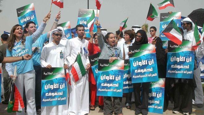 ما هو وضع المرأة العربية في العمل السياسي؟