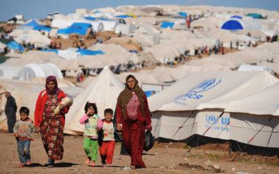 اللاجئات السوريات بين فكيّ الأطر القانونية