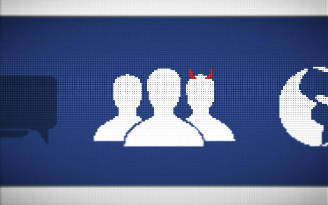 """أكثر من نصف النساء على """"فيسبوك"""" يتعرضن للتحرش!"""