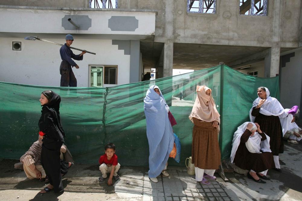 ارتفاع حالات الإنتحار بين النساء في أفغانستان