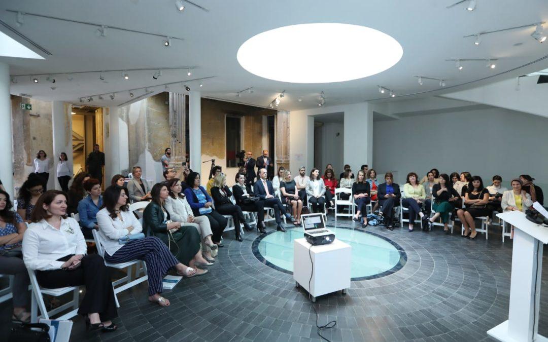 تاريخ الحركة النسائية النضالية في لبنان في معرض فني تفاعلي وعلى موقع إلكتروني