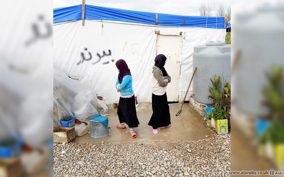لاجئات في لبنان يروين شهادتهنّ مع العنف والتزويج القسري والتحرش الجنسي