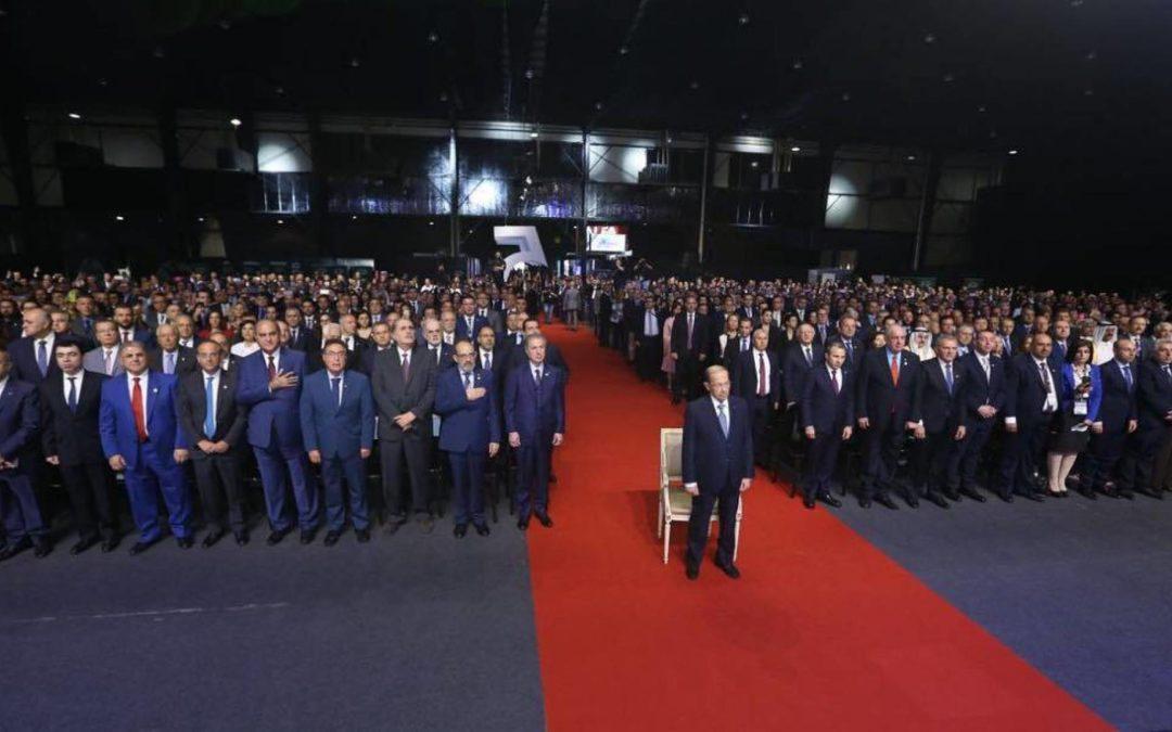 حق الأم اللبنانية بمنح أطفالها الجنسية.. كيف حضر في مؤتمر الطاقة الاغترابية؟