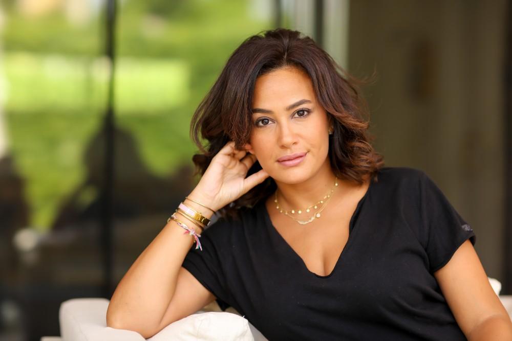 هند صبري أول امرأة وفنانة عربية تشارك في لجنة تحكيم أفضل عمل أول في مهرجان فينيسيا السينمائي العالمي