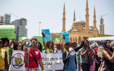 الوضع الاقتصادي في لبنان ينعكس تراجعاً على أجور العاملات المنزليات