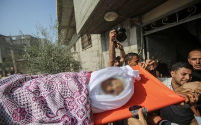 مجازر بحق نساء وأطفال ارتكبها الاحتلال الاسرائيلي في قطاع غزة
