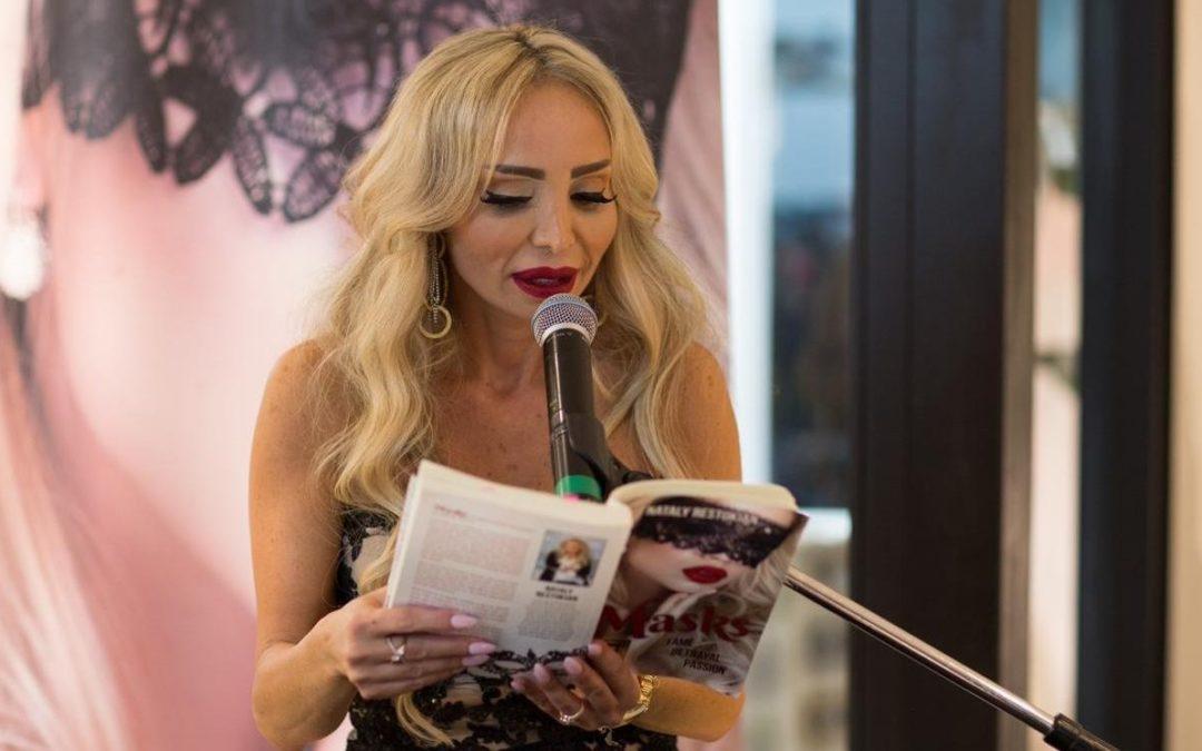 من بين 60 ألف كِتاب مرشح كاتبة لبنانية تحصد جائزة عالمية في أميركا