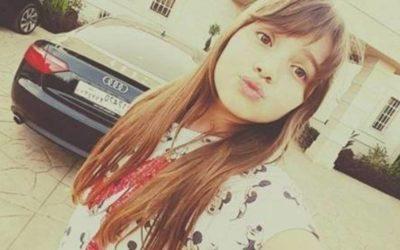 معلومات تنشر للمرة الأولى حول الأم لينا جابر وطفلتها مايا اسماعيل