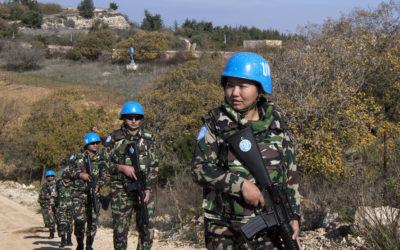وجود أكبر للنساء في مهمات حفظ السلام حول العالم قريباً