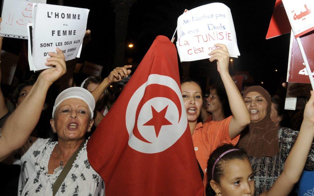 العنف الزوجي يتصدر حالات العنف ضد النساء في تونس