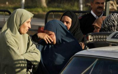 النساء والفتيات يتعرضن لجرائم ضد الإنسانية في شمال سيناء