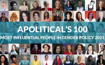 4 لبنانيات ويمنية يبرزن في لائحة Apolitical العالمية لجهودهن في قضايا النوع الاجتماعي