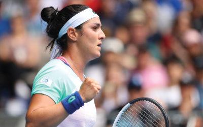 أنس جابر أوّل عربية تحصد لقب بطلة اتحاد لاعبات التنس المحترفات